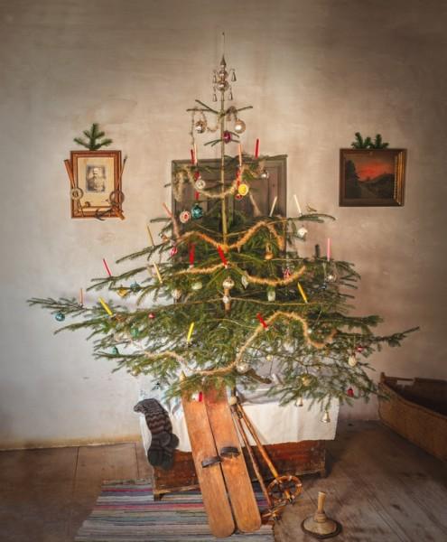 Weihnachten-Historie